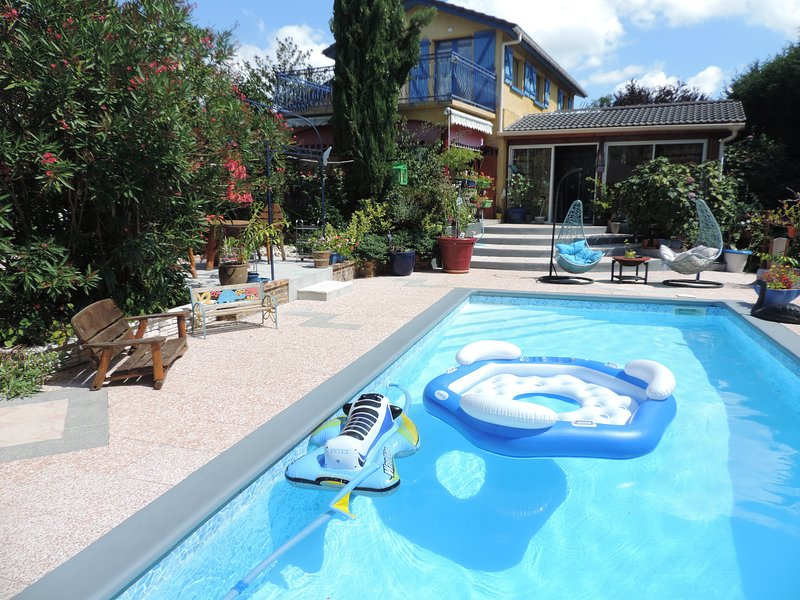 Chez Papy et Mamy, holiday rental in Arandon