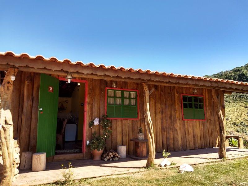Chalé Lieben Haus - Ibitipoca, aluguéis de temporada em Conceição da Ibitipoca