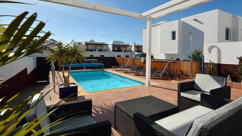 Villa Renata, holiday rental in Playa Blanca