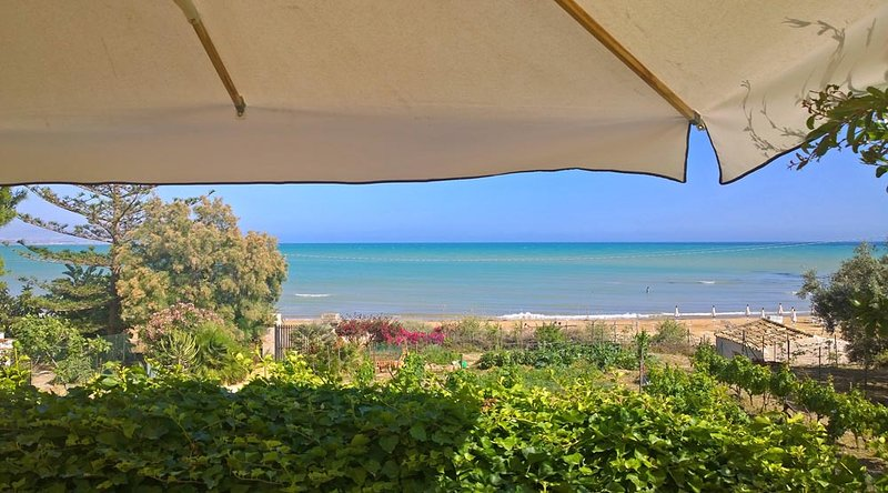 Appartement at the beach: Casa Principessa 2, location de vacances à Punta Grande