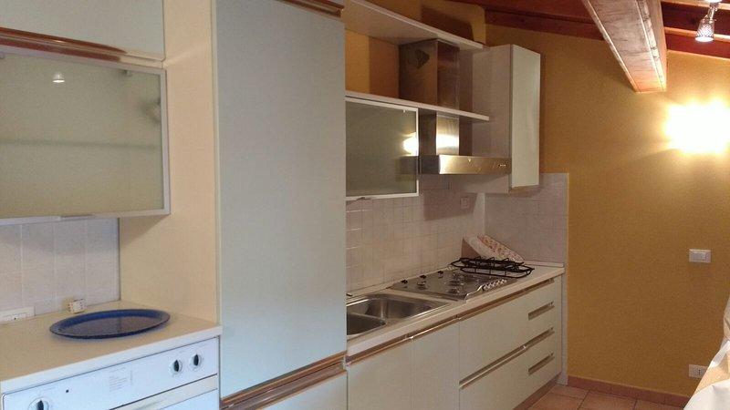 Appartamento Bordighera fraz. Borghetto San Nicolo', holiday rental in Vallecrosia