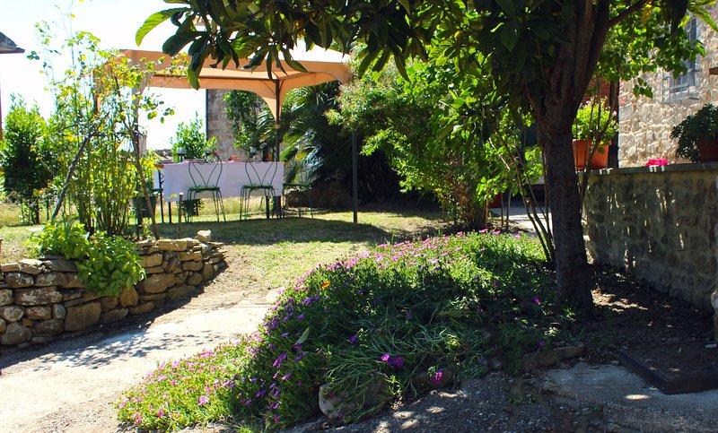 CASA PELEGRINI , 4 BEDOOM FARMHOUSE, holiday rental in Castiglion Fiorentino