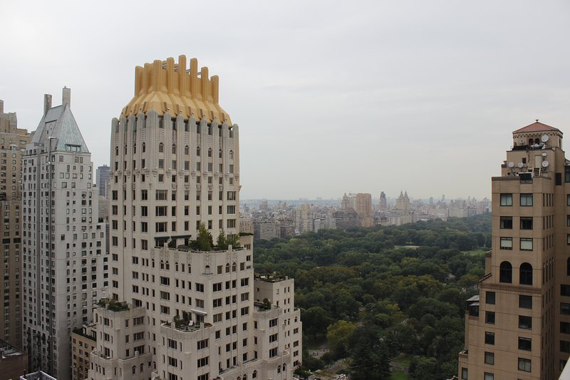 Incredible Designer Eco Friendly Condo 1 block from Central Park South, Sleeps 4, holiday rental in New York City