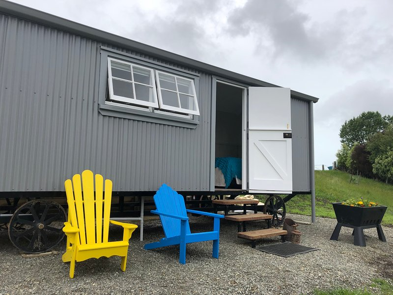 The Shepherd's Rest, location de vacances à Moeraki