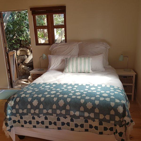 Secret Garden Cabin, holiday rental in Kommetjie