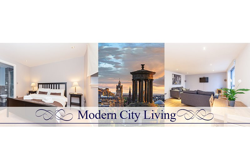 Modern Two Bedroom Apartment, holiday rental in Kinghorn