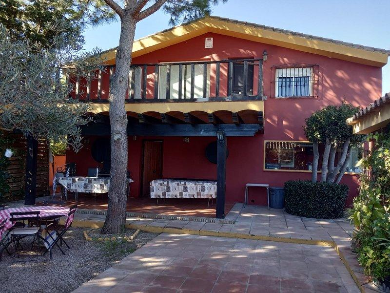 Casa de campo Albatros 1, holiday rental in Chiclana de la Frontera
