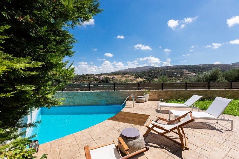 Basil Villa, experimenta el paisaje pintoresco!