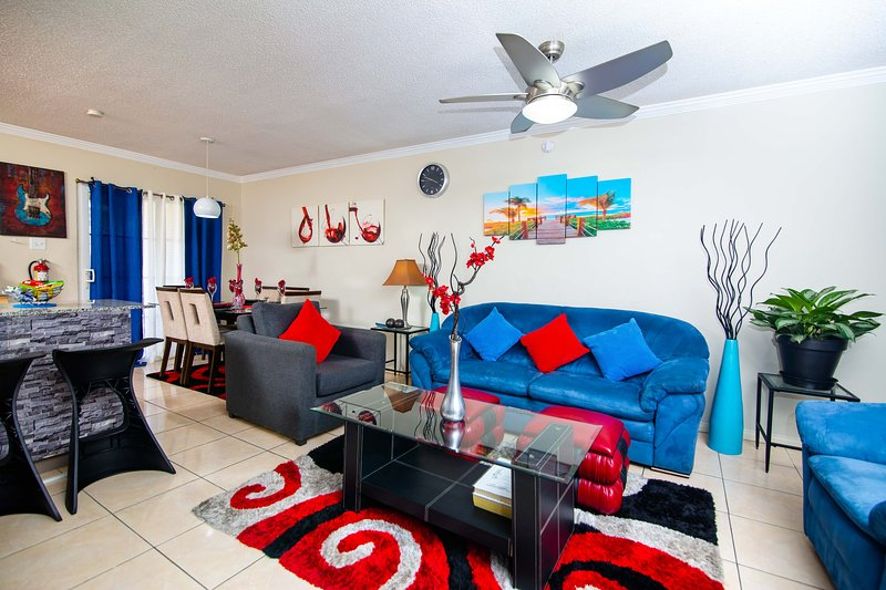 The Oasis I, Portmore Country Club, holiday rental in Port Royal