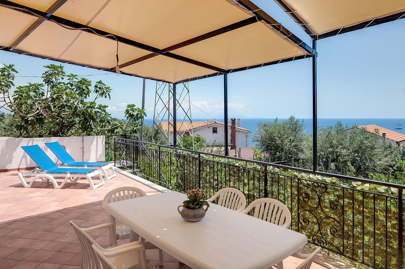 The Muse, holiday rental in Sirenuse