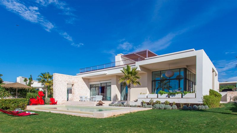 Amazing villa with swimming-pool, holiday rental in Essaouira