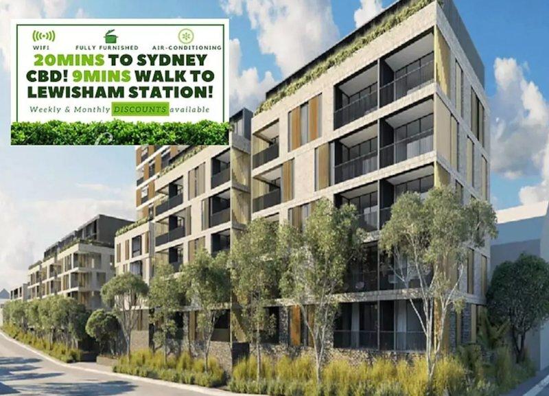 Leichhardt Modern Apartment 20mins from CBD!, location de vacances à Bexley