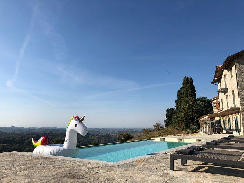 Vigna Rocchetta, casa vacanza a Bistagno