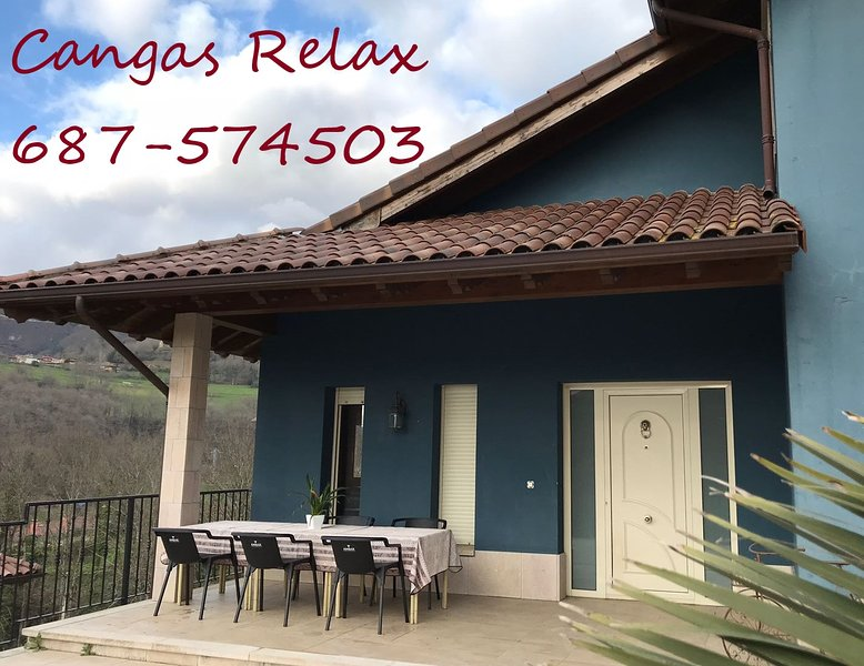 Cangas Relax Casa en Cangas de Onis, holiday rental in Cangas de Onis