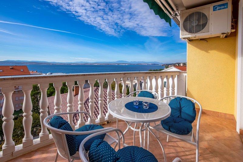 Royaluxs - Villa Marija IV, holiday rental in Crikvenica