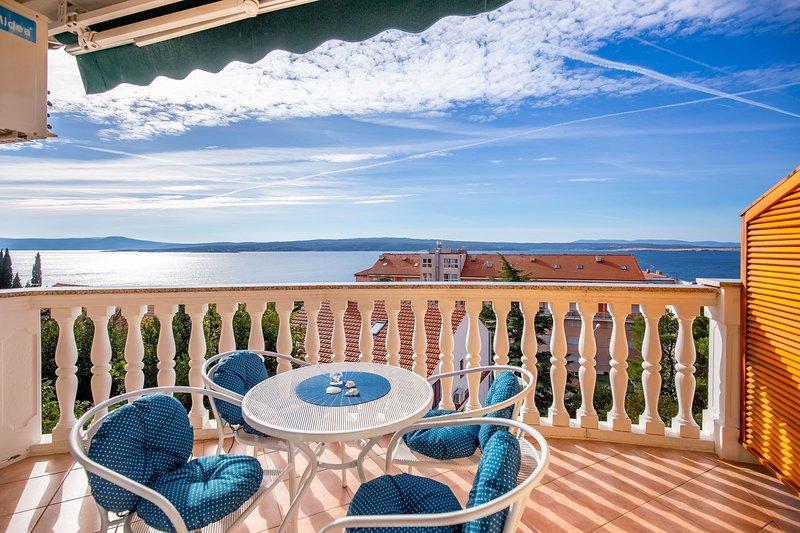 Royaluxs - Villa Marija V, holiday rental in Crikvenica