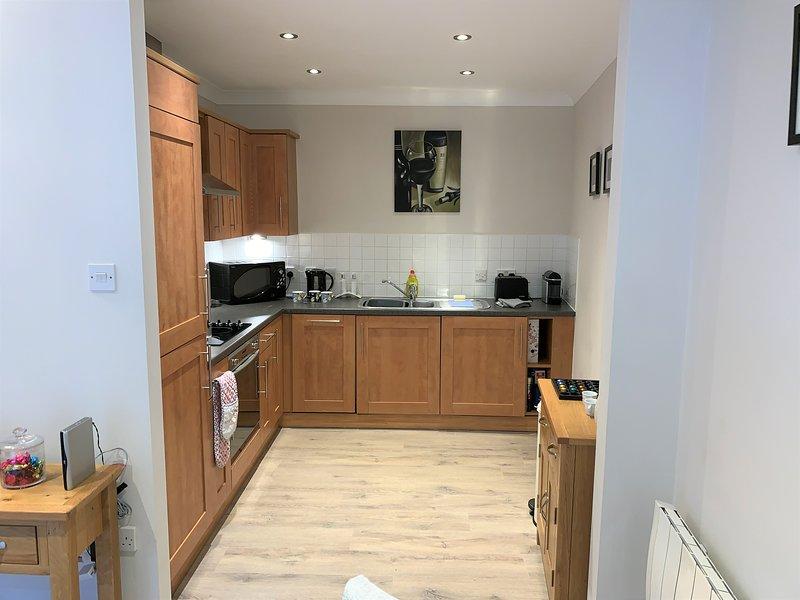 Durham Riverside Apartment - Elvet Bridge View, holiday rental in Langley Moor