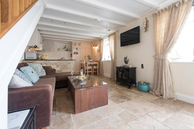 Bark House, holiday rental in Tredrizzick