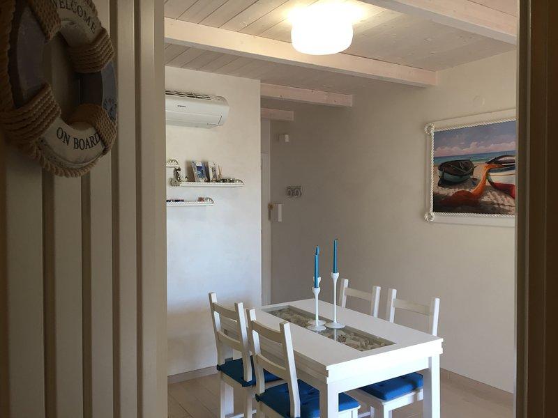 Particular dining room