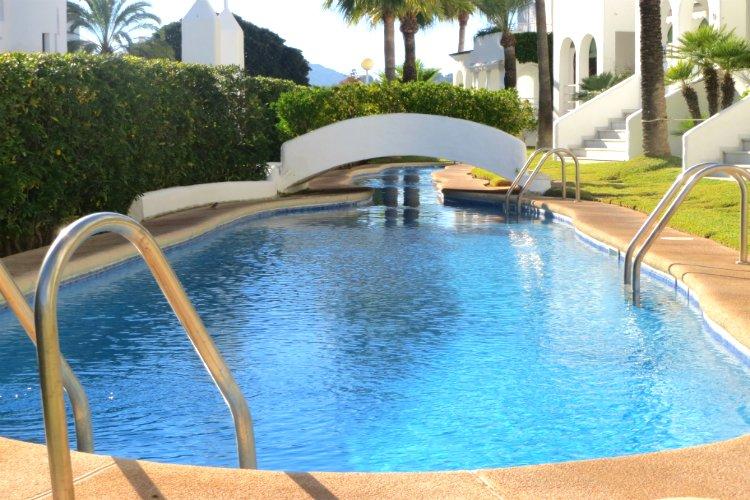 Oasis Club, holiday rental in Javea
