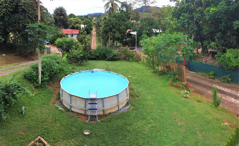 Nice studio with swimming-pool, holiday rental in French Guiana