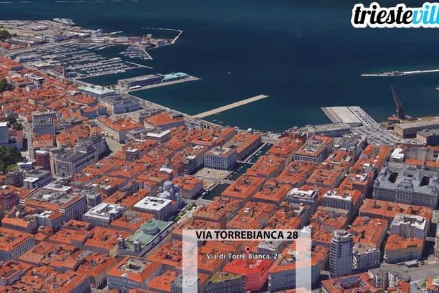 Via Torrebianca 28 on Google Earth.