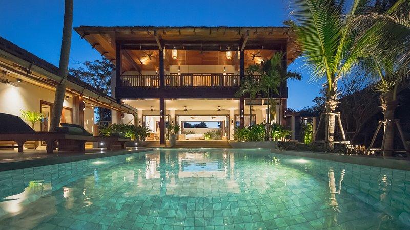 Cho Fah Residence, Eco-Luxury Private Villa, alquiler de vacaciones en Koh Yao Noi