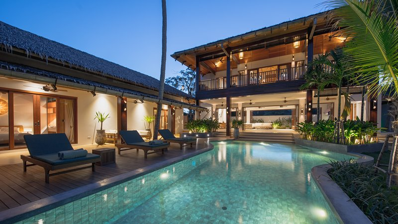 Cho Fah Residence, Eco-Luxury Private Villa