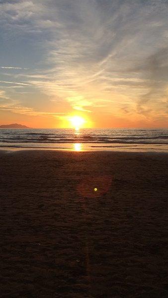 Itzurun sunset
