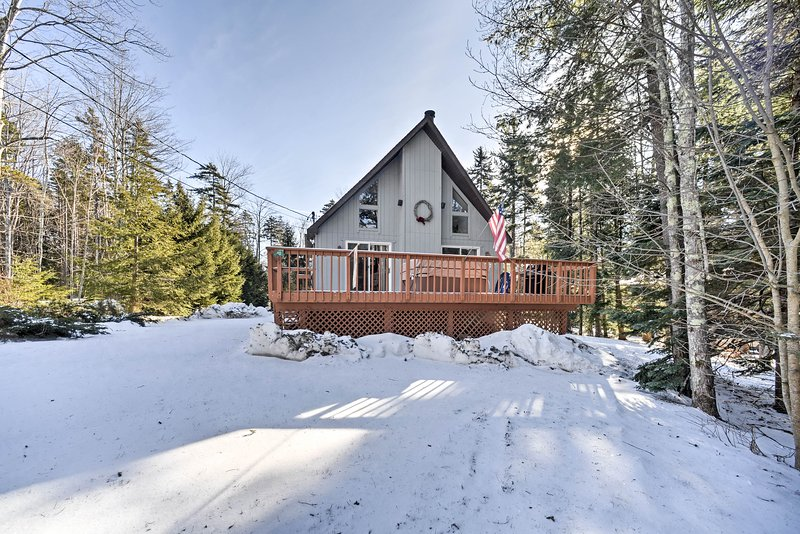 Make yourself at home in this Hunter vacation rental property!