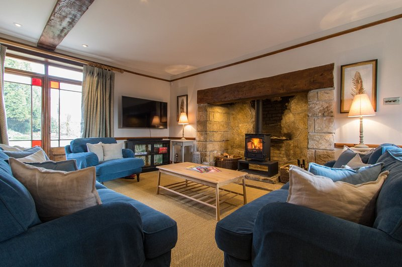 Atherstone Farmhouse and Cottage - Atherstone Farmhouse & Cottage, casa vacanza a South Petherton