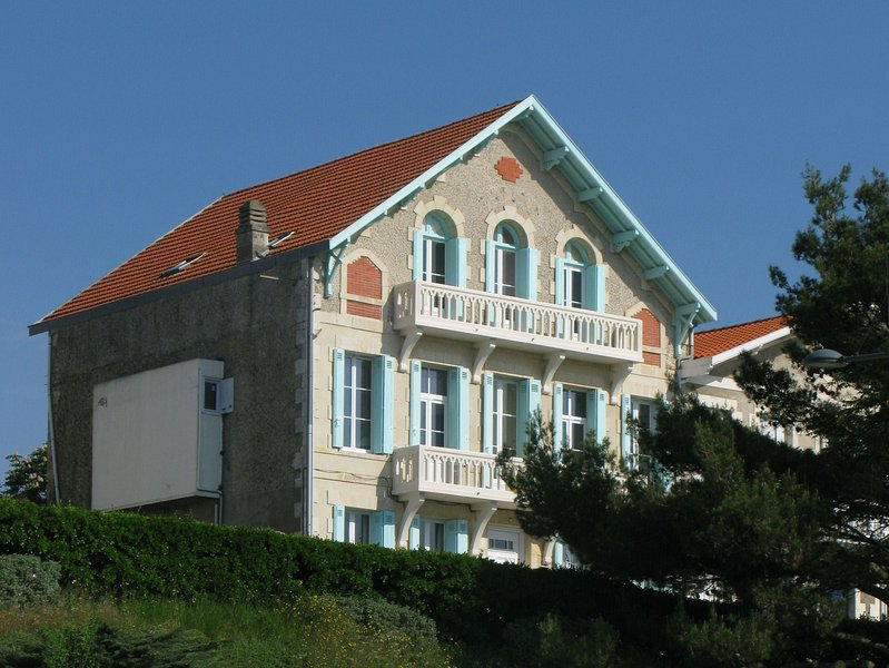 Villa 'Malgré Tout'