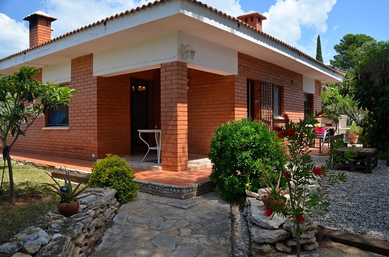 Villa Font, vacation rental in Calafat