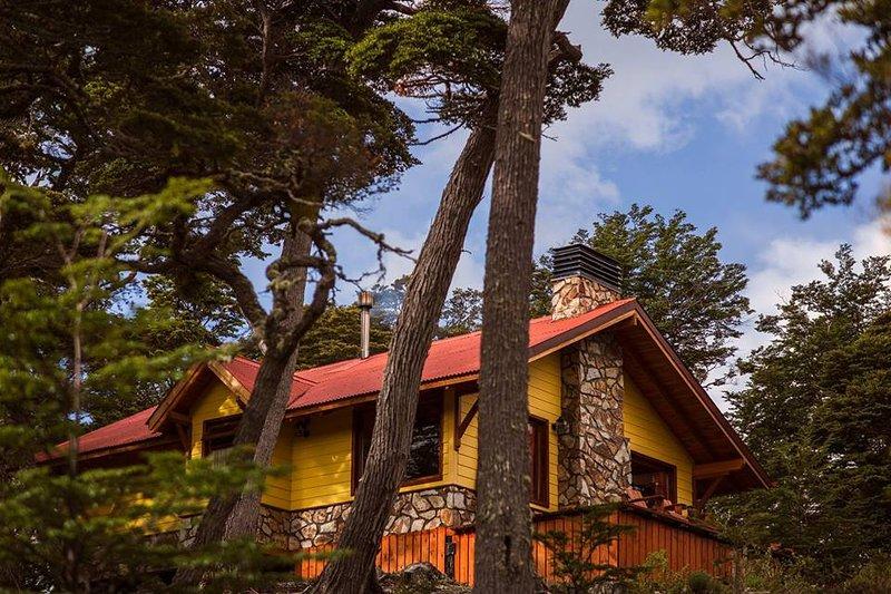 Cabañas Bahia de Los Renos, aluguéis de temporada em Província da Terra do Fogo
