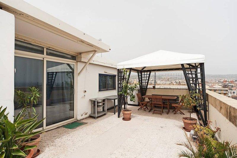 Nice apartment near the beach, holiday rental in Sant'Agata li Battiati