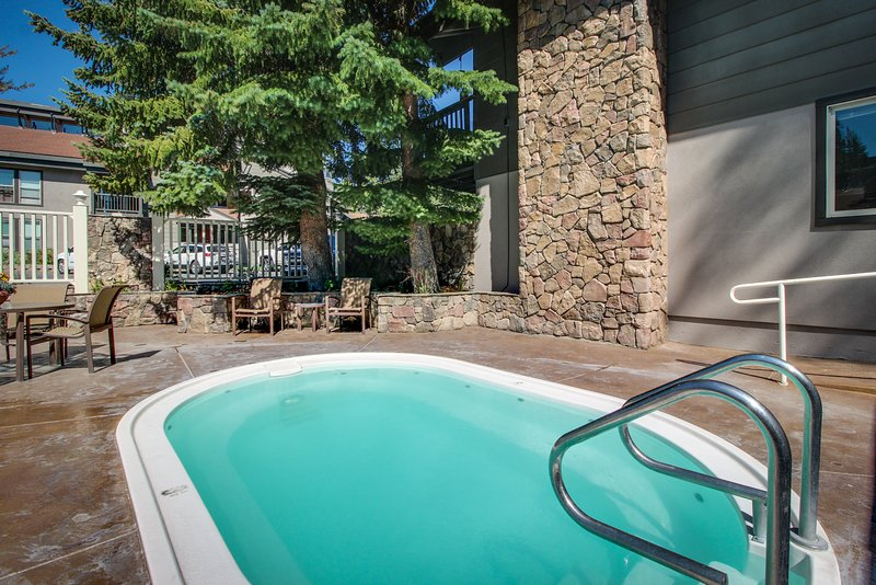 Spacious condo w/ shared pool, hot tub, and sauna - short walk to the slopes! Chalet in Mammoth Lakes