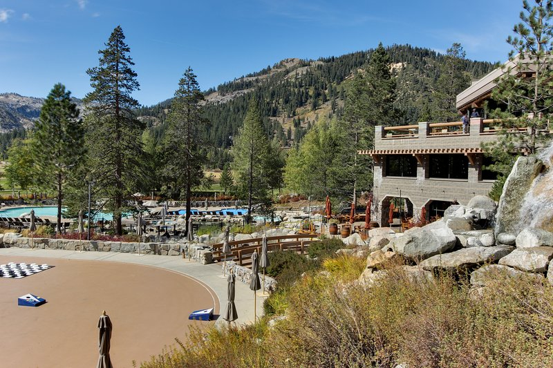 Resort at Squaw Creek ski-in/out condo! Outdoor pool, hot tubs & more! Chalet in Squaw Valley