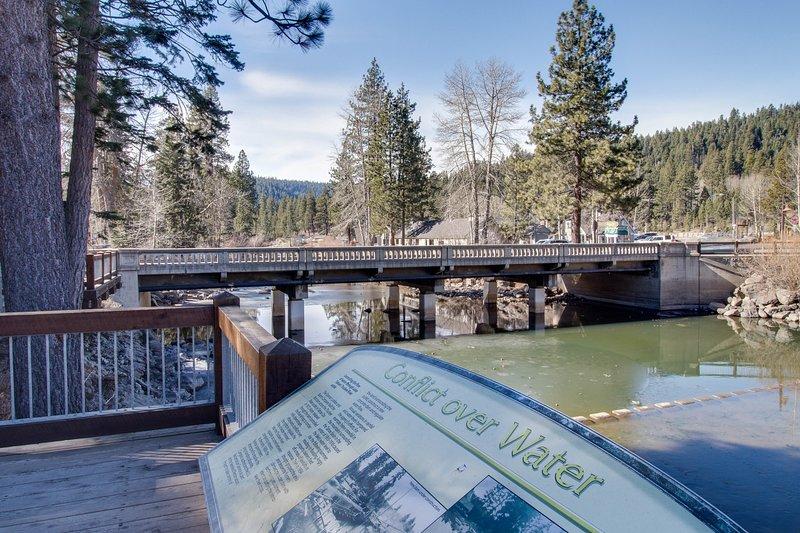 Photo of Cozy condo w/ furnished balcony & mountain views - near skiing, biking, & hiking