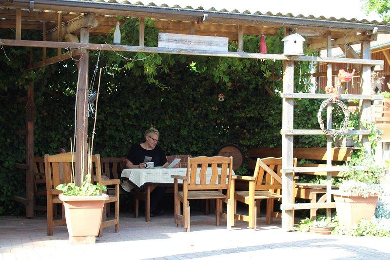 Willkommen auf dem Großeiberhof, Urlaub von dem Sie sonst nur träumen :-), holiday rental in Waldmunchen