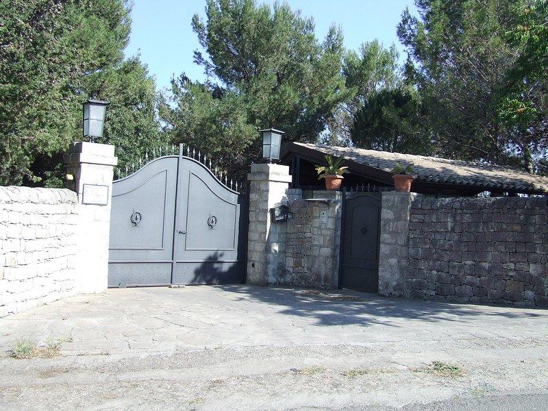 Casavacanze Natura, vacation rental in Frigintini