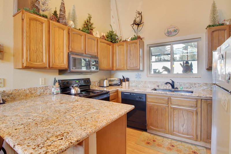 Photo of Cozy townhome near skiing w/ fireplace & shared pool/hot tub access!