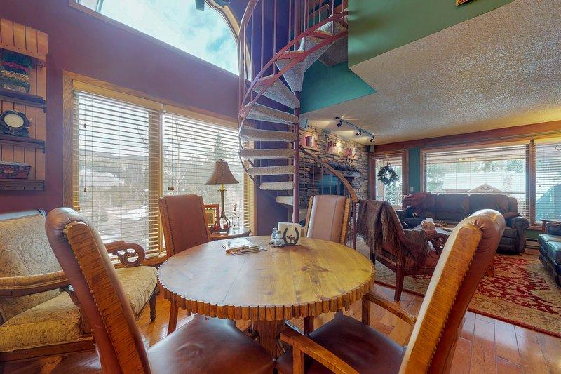 Photo of Charming, family-friendly condo w/ fireplace & balcony - near town