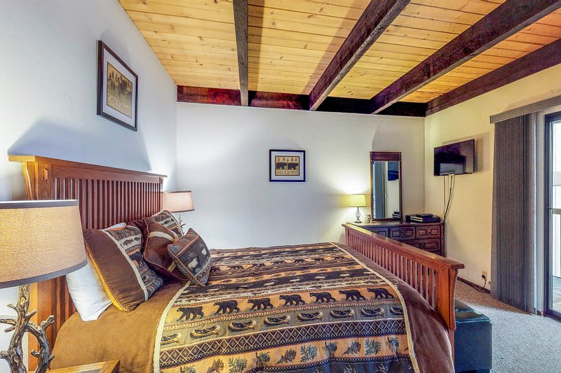 Photo of A shared seasonal pool and a great location near Northstar, beaches & casinos!
