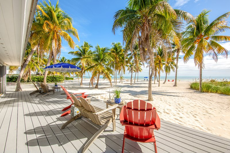 Relaxing, waterfront retreat w/boat dock & amazing ocean views, location de vacances à Long Key