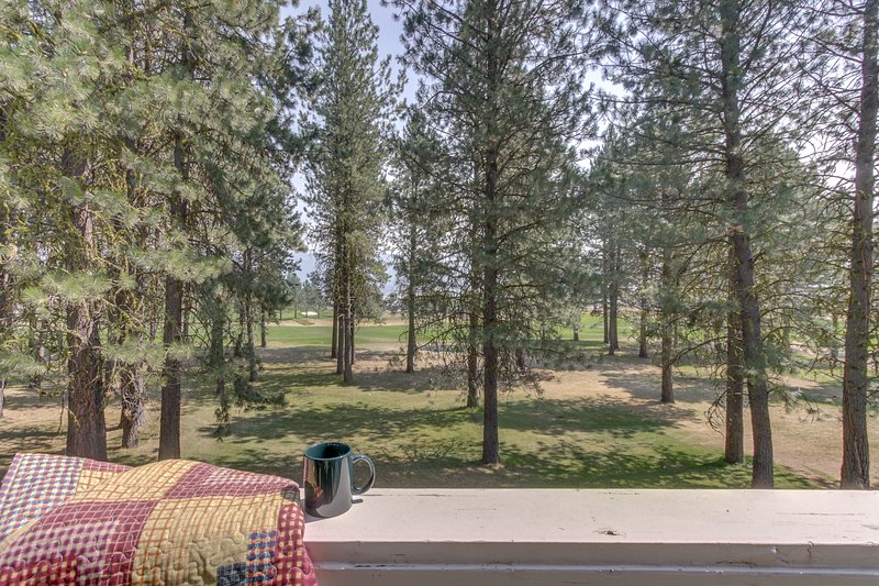 Dog-friendly condo w/ access to a shared pool, tennis courts, & golf, vacation rental in Tamarack