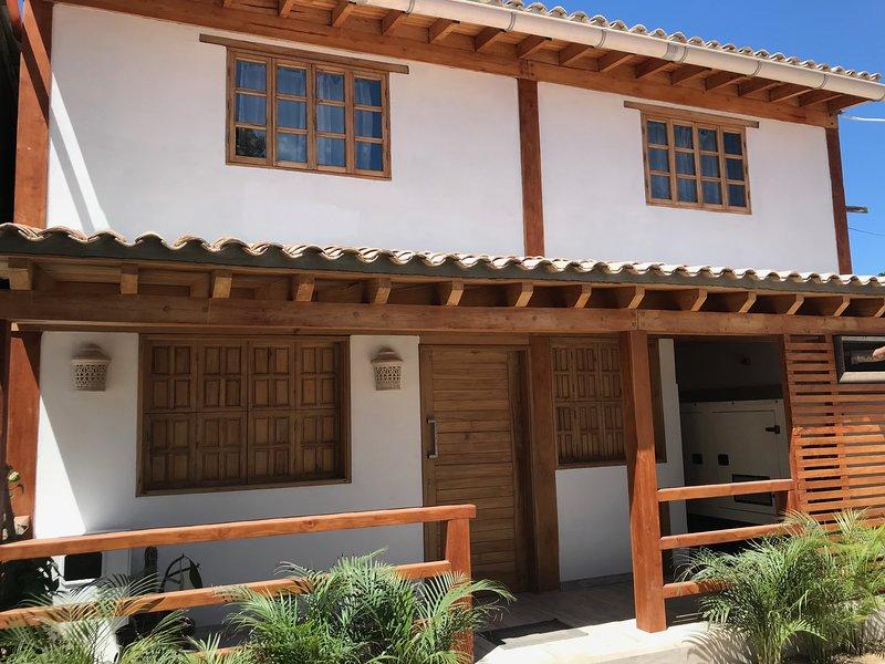 Casa Movida, Los Roques ,nuova,lusso,tv,acqua calda,wi-fi,ottima cucina, holiday rental in Caracas