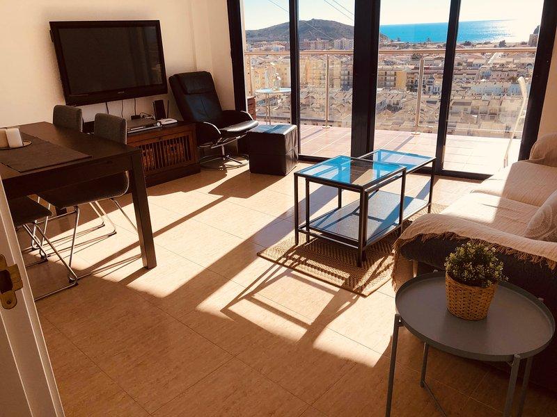 Apartamento La Cumbre – semesterbostad i Puerto de Mazarron