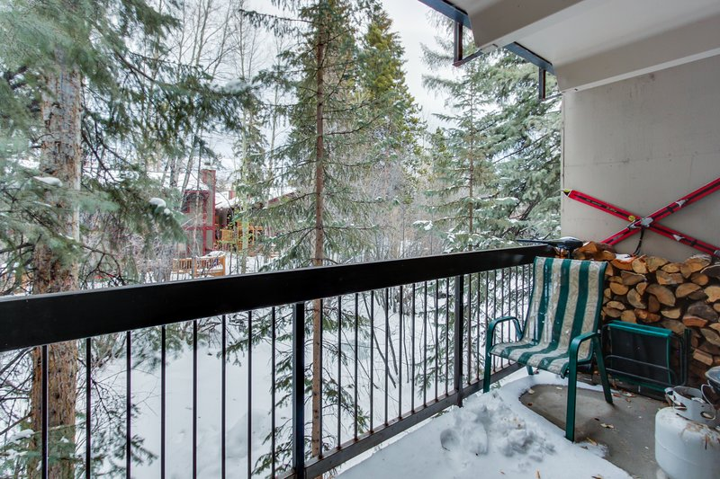 Mountain retreat w/ private patio, shared pool & hot tub - near town & skiing!, vacation rental in Frisco
