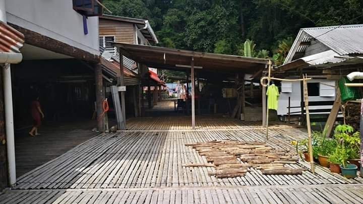 Annah Rais Longhouse Homestay, holiday rental in Kota Samarahan