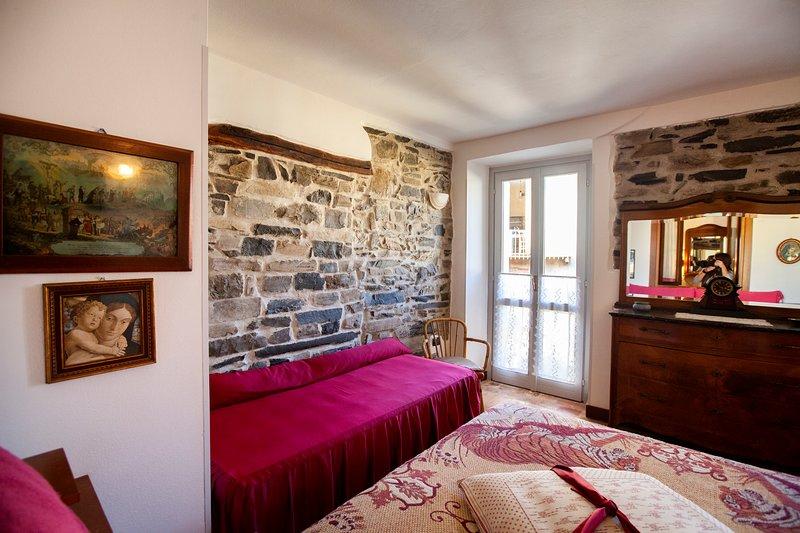 Antica Molina - Appartamento Palanzo, holiday rental in Palanzo